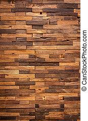Antiguos paneles de madera de grunge