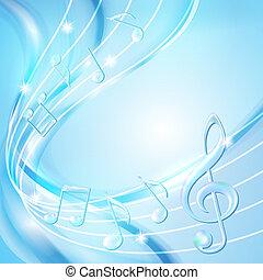 Anuncios de música.