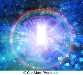 Apertura de luz