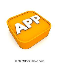 app, rss-style, icono