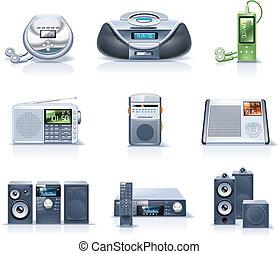 appliances., casa, vector, p.8