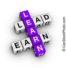 Aprende a liderar y ganar