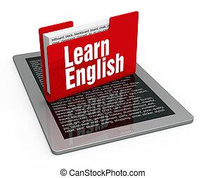 aprender, inglés