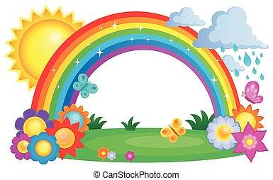 Arcoíris imagen 2