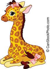 arco, becerro del giraffe