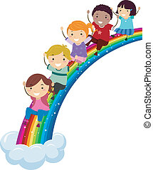 arco irirs, diversidad