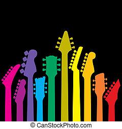Arco Iris de las guitarras