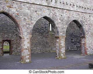 Arcos de catedral