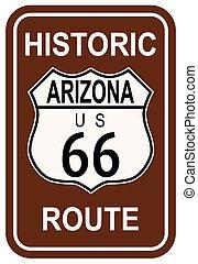 Arizona, ruta histórica 66
