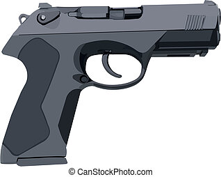 Arma estándar gris
