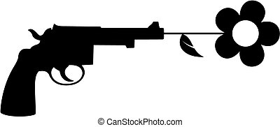 arma, pacifista