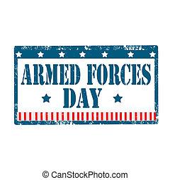 armado, day-stamp, fuerzas