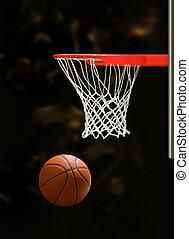 aro, baloncesto