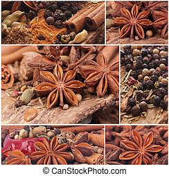 Aroma especias