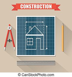 Arquitectura. Construcción. Edificio