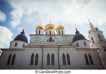 Arquitectura de la ciudad de Dmitrov