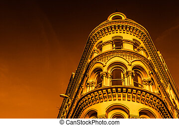 Arquitectura original de Londres