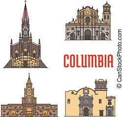 Arquitecturas turísticas de Colombia