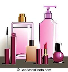 arriba, productos, belleza, marca