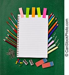 Artículos de educación escolar