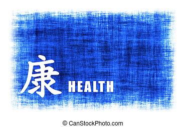Arte chino, salud