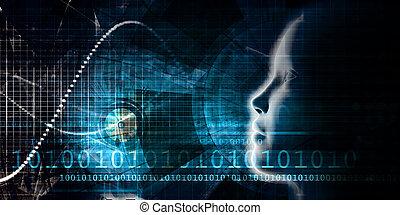 artificial, evolución, inteligencia
