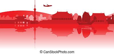 asia oriental, viajar, alrededor