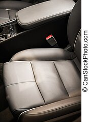 Asientos cómodos de coche