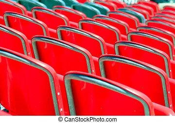 Asientos del estadio