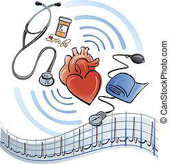 Asistencia cardíaca