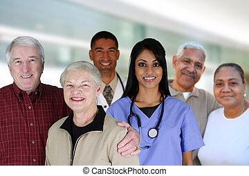 Asistencia sanitaria superior