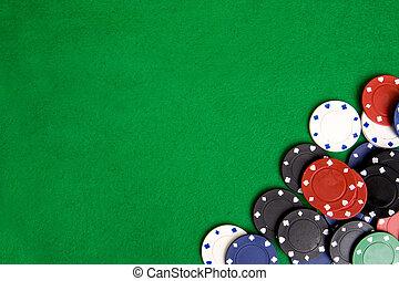 astilla, casino, plano de fondo