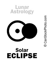 Astrología: ECLIPSE solar