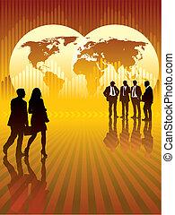 Asuntos globales