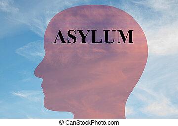 ASYLUM - concepto mental