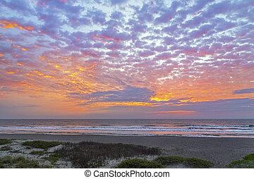 Atlantic pastel Dawn