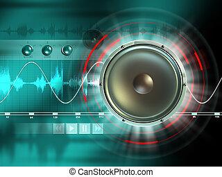 audiofrecuencia digital