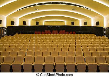 Auditorio de cine