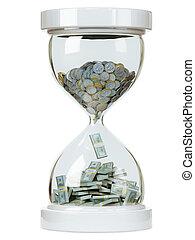 Aumentar las ganancias en efectivo en blanco