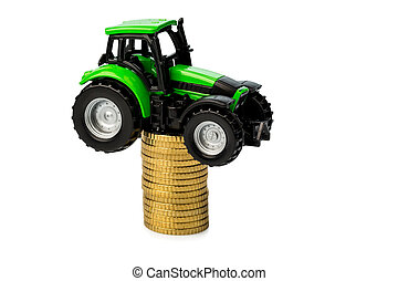 Aumentar los costos en la agricultura