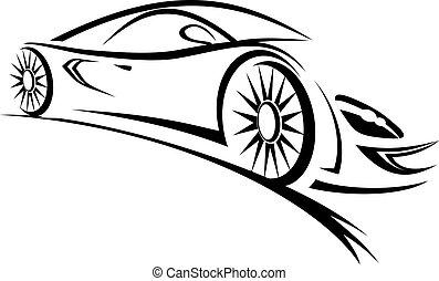 Auto de carreras