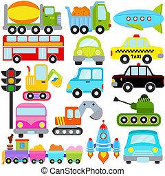 Auto / vehículos / transporte