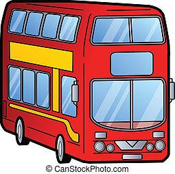 Autobús doble