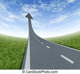 Autopista de éxito