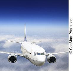 Avión Jet