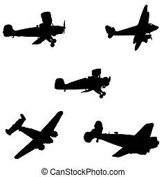 aviones, hist?ricos, bis.eps, 2