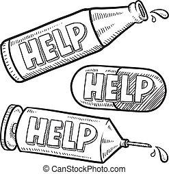 Ayuda con drogas y alcohol