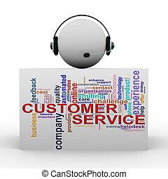 Ayuda y apoyo al tercer cliente