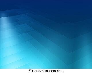 azul, espectro, plano de fondo
