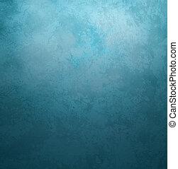 azul, estilo, viejo, vendimia, oscuridad, papel, retro, plano de fondo, grunge